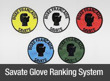 savate glove ranking system