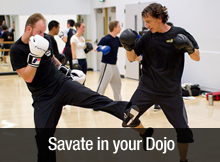 savate in your dojo